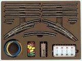 鉄道模型 メルクリン Marklin 8193 拡張レールセット T2 線路 Zゲージ