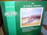 鉄道模型 ヘルヤン HELJAN 804 手動ターンテーブル 転車台 HOゲージ