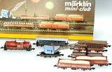 鉄道模型 メルクリン Marklin 8103 ミニクラブ mini-club 工事作業列車セット Zゲージ