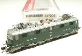 鉄道模型 フライシュマン Fleischmann 737201 SBB Ae 6/6 緑塗装 電気機関車 Nゲージ