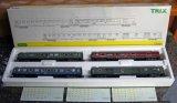 鉄道模型 トリックス Trix 33018 DB 客車4両セット HOゲージ