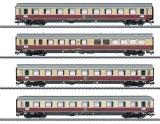 鉄道模型 メルクリン Marklin 43854 TEE Helvetia 急行列車 客車 4両セット HOゲージ