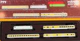 鉄道模型 メルクリン Marklin 81424 ミニクラブ mini-club 高速測定列車セット 客車 Zゲージ