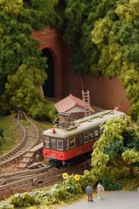 鉄道模型ジオラマ製作