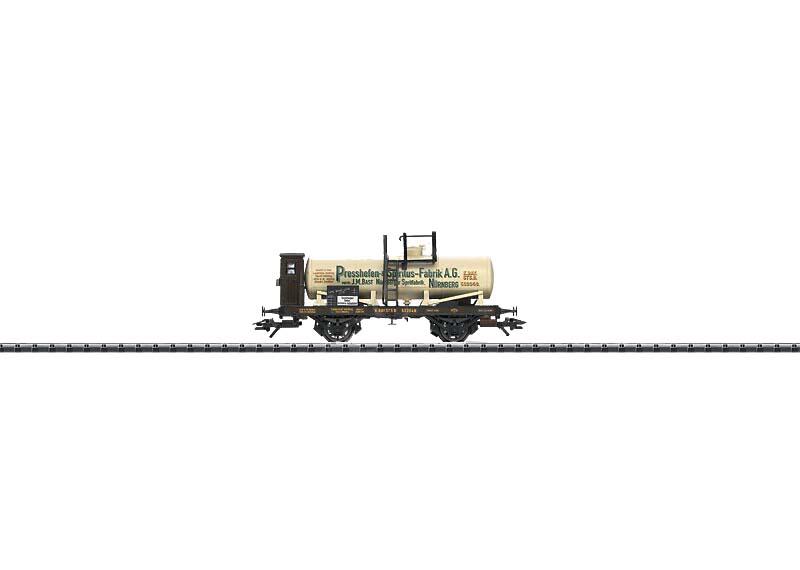 画像1: 鉄道模型 トリックス Trix 24088 Trix Profi Club H0 Car for 2010. タンク貨車 HOゲージ