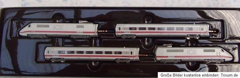 """画像2: 鉄道模型 メルクリン Marklin 88711 ミニクラブ mini-club  US ICE """" AMTRAK """"  アムトラック Zゲージ"""