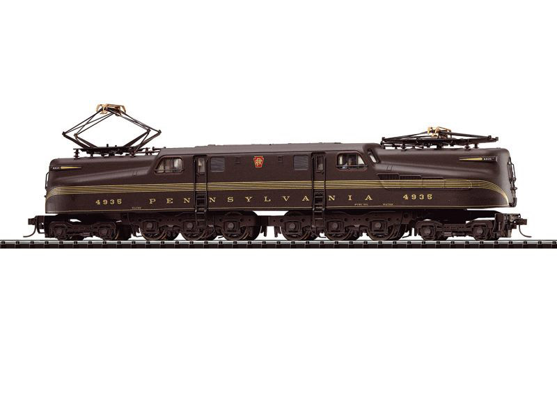 鉄道模型 TRIX トリックス 22810 ペンシルバニア鉄道 RRR GG-1 電気機関車 HOゲージ