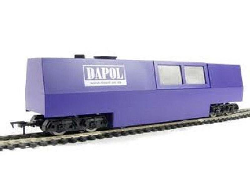 画像1: 鉄道模型 Dapol B800 レールクリーニングカー HO/OOゲージ