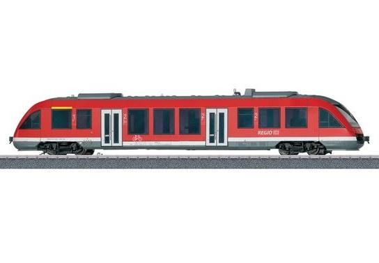 画像1: 鉄道模型 メルクリン Marklin 36640 DB 640 通勤型ディーゼルカー HOゲージ