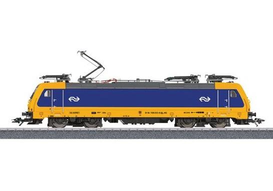 画像1: 鉄道模型 メルクリン Marklin 36629 E186 電気機関車 HOゲージ