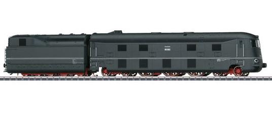 画像1: 鉄道模型 メルクリン Marklin 39054 DB 05 流線型 キャブフォワード型 蒸気機関車 HOゲージ
