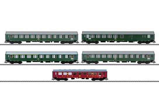 画像1: 鉄道模型 メルクリン Marklin 42980 インターゾーン急行 客車 HOゲー