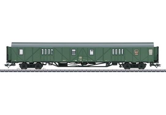 画像1: 鉄道模型 メルクリン Marklin 43992 サウンド機能付き 荷物車 HOゲージ