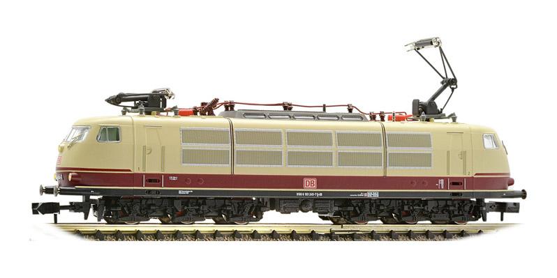 画像1: 鉄道模型 フライシュマン Fleischmann 737972 DB AG E 103 245-7 電気機関車 Nゲージ