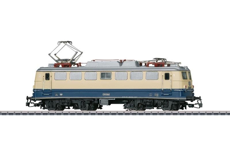 """画像1: 鉄道模型 メルクリン Marklin 30390 E-Lok BR E 10.12 DB """"Rheingold"""" 電気機関車 HOゲージ"""