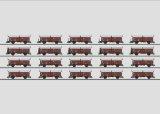 鉄道模型 メルクリン ミニクラブ Marklin 00765 貨車 20両セット Zゲージ
