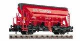 鉄道模型 フライシュマン Fleischmann 8515 DB Cargo Dump Car. 貨車 Nゲージ