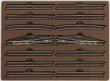 鉄道模型 メルクリン Marklin 8190-E 拡張レールセット 線路 Zゲージ