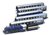 鉄道模型 メルクリン Marklin 81331 ミニクラブ mini-club ラインゴールド 6両セット(75周年記念限定品)Zゲージ