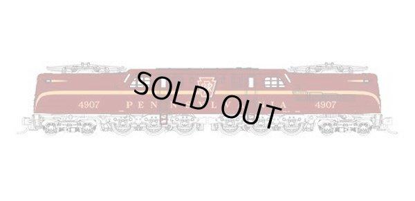 画像2: 鉄道模型 カトー KATO 137-2013 GG1 ペンシルバニア レッドシングルストライプ #4907 GG1 電気機関車 Nゲージ