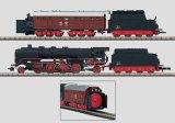 鉄道模型 メルクリン Marklin 81361 除雪車セット ロータリー車 蒸気機関車 BR41 Zゲージ