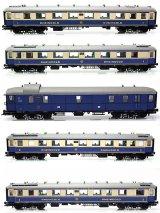 鉄道模型 リリプット Liliput Bachmann L382003 バックマン ラインゴールド客車5両セット HOゲージ