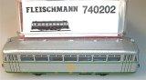 鉄道模型 Fleischmann フライシュマン 740202 BR VT 95 レールバス トレーラー Nゲージ