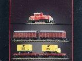 鉄道模型 Marklin メルクリン 8134 ドイツ郵便 DBP 500周年記念貨車セット 限定品 Zゲージ