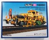 鉄道模型 キブリ KIBRI 16060 マルチプルタイタンパー マルタイ HOゲージ