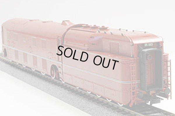 画像4: 鉄道模型 リリプット Liliput L131540 BR05 003 DR 流線型 キャブフォワード蒸気機関車 赤 HOゲージ