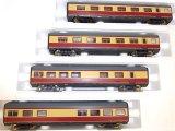 鉄道模型 ロコ Roco 64100 TEE BR 602 増結4両セット ディーゼルカー HOゲージ