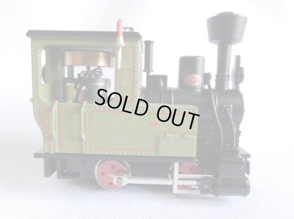 画像1: 鉄道模型 ミニトレインズ MINITRAINS 5042 クラウス 特別塗装 SL 蒸気機関車 ナローゲージ HOn30(9mm)