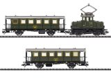 鉄道模型 トリックス Trix 21254 BR 69 電気機関車 客車セット HOゲージ