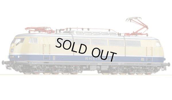 画像1: 鉄道模型 ロコ Roco 72290 DB BR 03 ラインゴールド塗装 電気機関車 HOゲージ