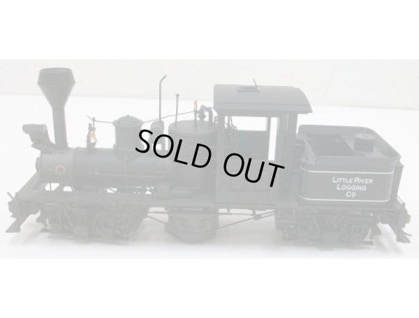 画像1: 鉄道模型 バックマン Bachmann 25663 2トラック シェイ 蒸気機関車 ナローゲージ On30