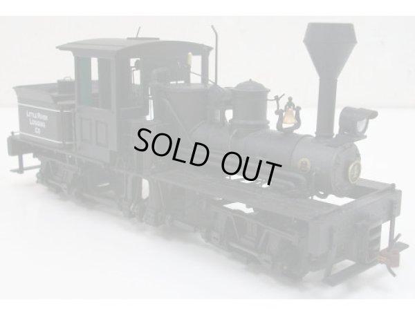 画像2: 鉄道模型 バックマン Bachmann 25663 2トラック シェイ 蒸気機関車 ナローゲージ On30