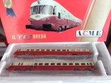鉄道模型 ACME 70004 ALn442/ALn448 TEE BREDA 気動車 2両セット HOゲージ