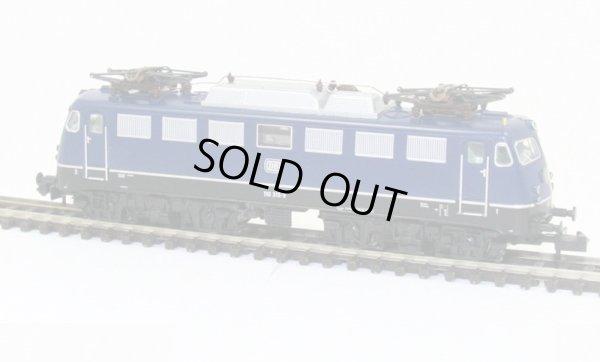 画像1: 鉄道模型 ホビートレイン HobbyTrain 244501 DB BR 110 電気機関車 Nゲージ