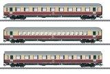 鉄道模型 メルクリン Marklin 43853 TEE Helvetia 急行列車 客車 3両セット HOゲージ