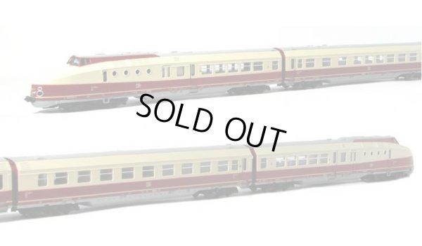 画像1: 鉄道模型 カトー KATO K73712 BR175 DR TEE ディーセル特急 4両基本セット Nゲージ