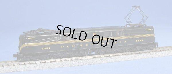 画像1: 鉄道模型 カトー KATO 137-2002 GG1 ペンシルバニア 5本ストライプ #4929 GG1 電気機関車 Nゲージ