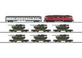 鉄道模型 メルクリン Marklin 26606 ドイツ連邦軍 軍事貨物列車セット HOゲージ