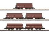 鉄道模型 メルクリン Marklin 82802 ホッパー貨車セット Zゲージ