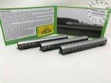 鉄道模型 ACME 16513 FS 客車 3両セット Nゲージ