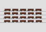 鉄道模型 メルクリン Marklin 00769 ホッパー貨車 20両セット HOゲージ