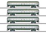 鉄道模型 メルクリン Marklin 40691 SNCF 客車4両セット HOゲージ