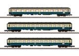鉄道模型 メルクリン Marklin 87211 ミニクラブ mini-club DB 客車3両セット Zゲージ