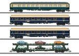 鉄道模型 メルクリン Marklin 42999 自家用車運搬寝台車セット HOゲージ