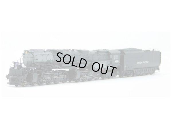 画像1: 鉄道模型 アサーン Athearn 11828 4-8-8-4 Big Boy 4001 ユニオンパシフィック ビッグボーイ 蒸気機関車 Nゲージ