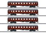 鉄道模型 メルクリン Marklin 41921 Tin-Plate 客車 4両セット HOゲージ